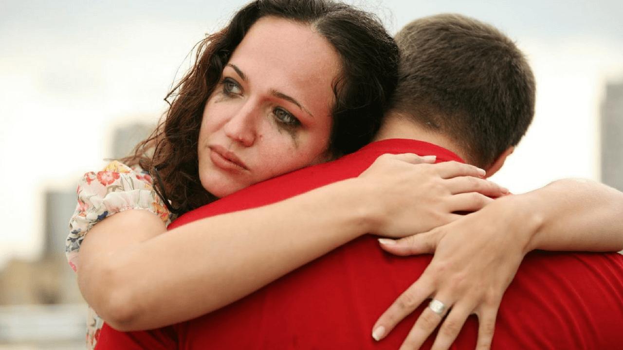 Emotions maitresse d'un homme marié